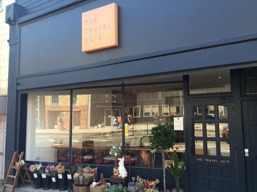 The Travel Cafe, 139 Westminster Bridge Road SE1 7HR
