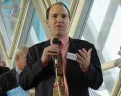 Simon  Hughes MP speaking at today's launch