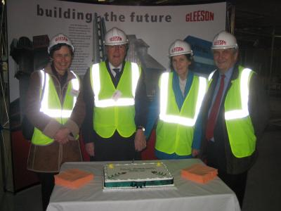evelina hospital topping out
