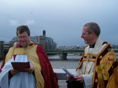 blessing of the thames