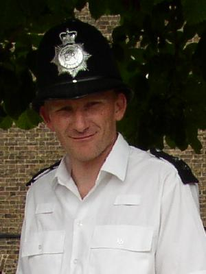 PC Chris Keenan