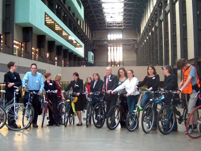 Bikes for Businesses