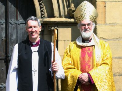 New bishop of Woolwich