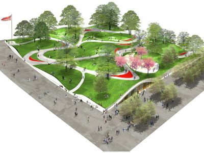 Turning Jubilee Gardens into a 'world-class' park [10 May ...