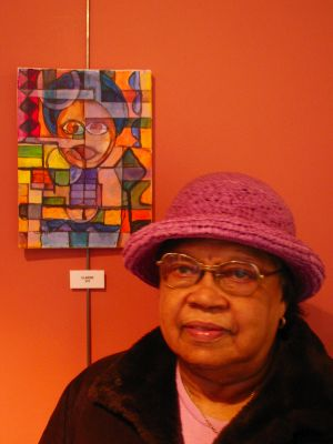 Black elders exhibition