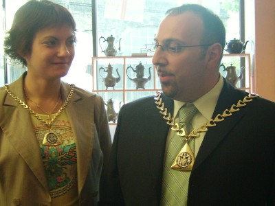 Mayor and Mayoress of Southwark