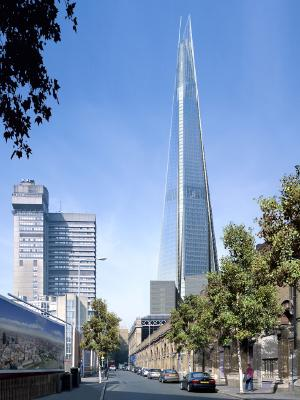 Shard construction moves closer with �196 million deal