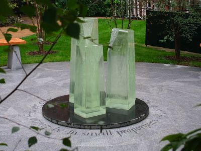 Memorial to children who died at Guy's Hospital