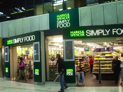 Marks & Spencer Simply Food at London Bridge