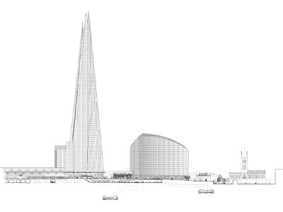 The future of London Bridge: the Shard, the Gem an