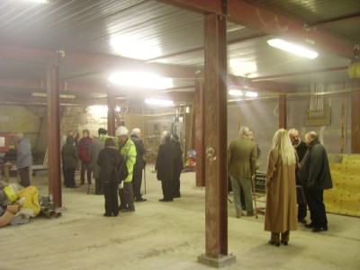 The crypt is to become a community centre