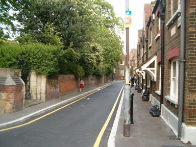 View of Copperfield Street