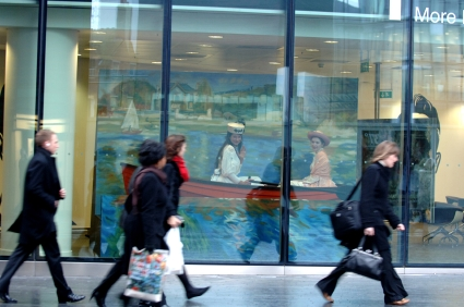 Ernst & Young brings art to life at More London