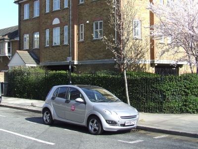 Boost for car clubs as Lambeth unveils Waterloo parking bay