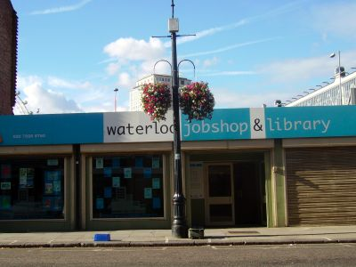 Waterloo Library in Lower Marsh