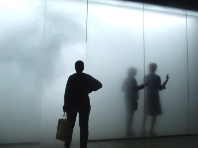 The Blind Light installation