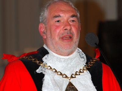 Cllr Bob Skelly, Mayor of Southwark