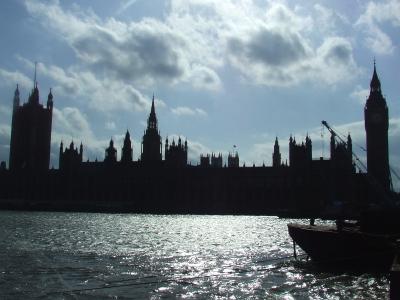 Parliament From Albert Embankment