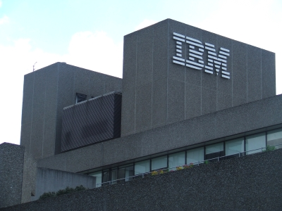 IBM Building on the South Bank