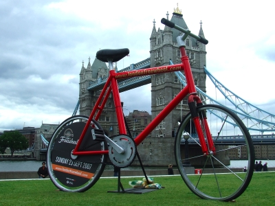 Mayor launches London Freewheel cycle ride