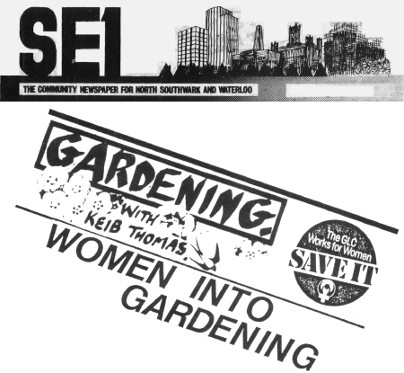 SE1 Community Newspaper