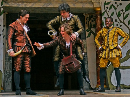 Love's Labour's Lost at the Globe