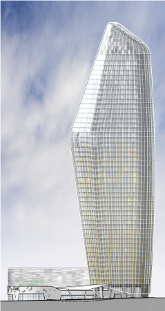 Beetham Tower wins go-ahead from Southwark