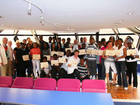 Celebrating Southwark's young ambassadors