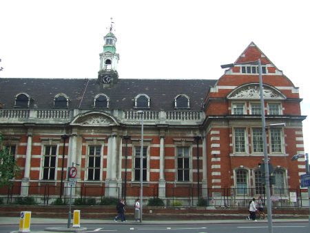 St Olave's Grammar School Tooley Street