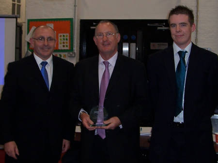 Environmental gold award for Bankside's Lloyds TSB staff