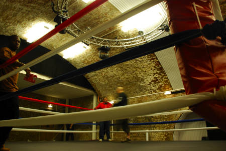 Blackfriars boxing heritage lives on at CityBoxer