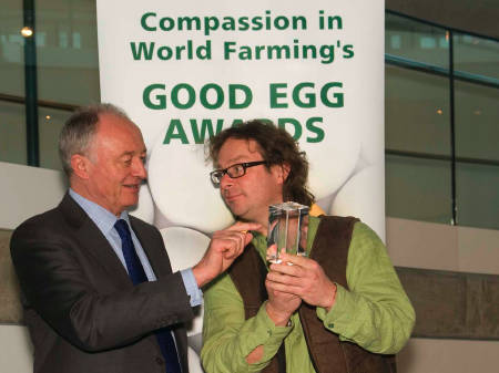 Ken Livingstone and Hugh Fearnley-Whittingstall