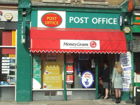 Dockhead Post Office
