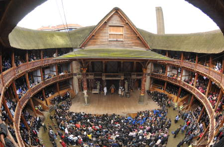 10,000 teenagers see Shakespeare for free at the Globe