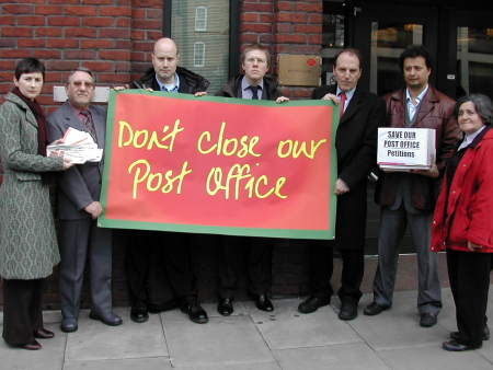 Dockhead Post Office closure consultation period ends
