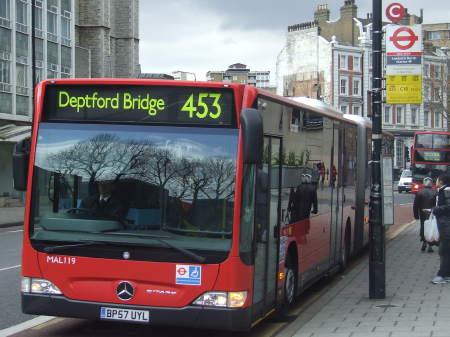 Paddick Reveals Old Kent Road Tram Plan 7 April 2008
