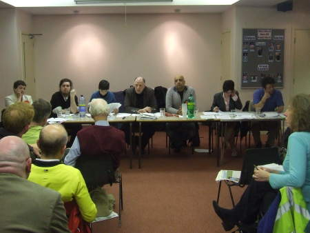 Lambeth & Southwark London Assembly candidates debate transport
