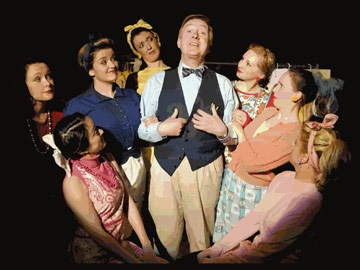 The Pajama Game at the Union Theatre