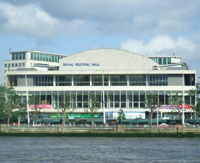 £16.5 million cash boost for Royal Festival Hall refurbishment
