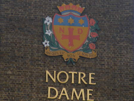 Notre Dame Girls' School to cut its carbon emissions