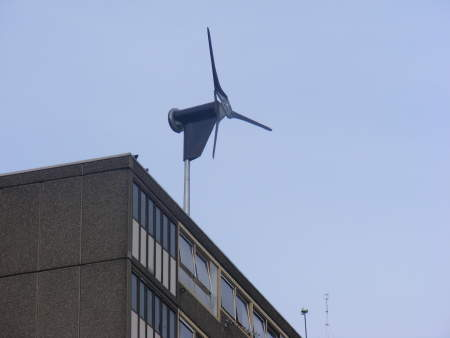 Heygate wind turbine trial finishes