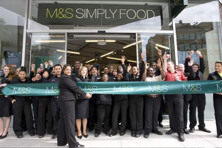 M&S Bankside