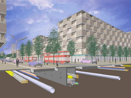 Southwark selects Elephant & Castle green utilities partner