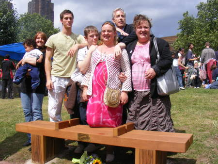 Family of the late Maureen Robinson