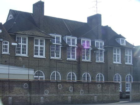 Edwardian junior school; Eveline Lowe, Bermondsey