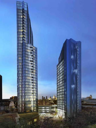 Mirax-Beetham Tower