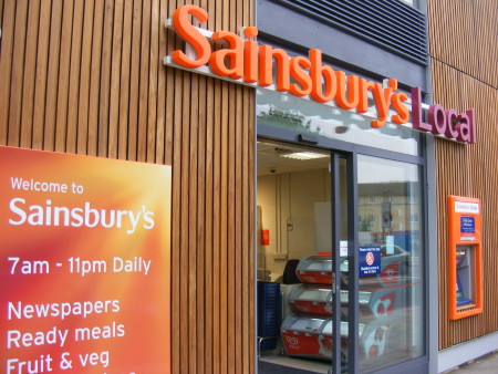 Sainsbury's Local Bermondsey Square