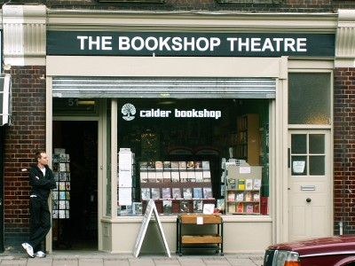Calder Bookshop back in business