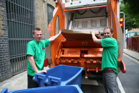 Free paper recycling for Waterloo businesses