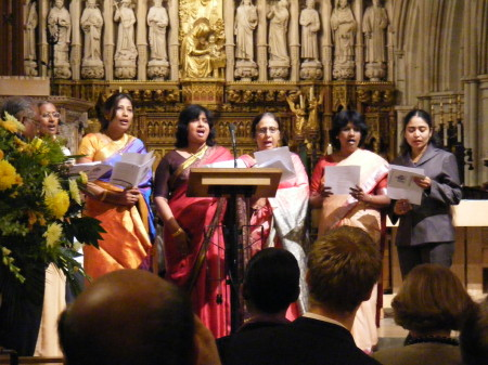 Southwark Mayor celebrates 'unity in diversity' at Civic Service